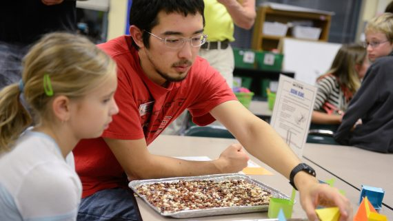 """New Master of Education Program Provides """"Add-On"""" to Teachers' License as Science Specialists"""