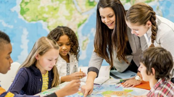 Hybrid Master's Helps Educators Integrate Technology and Global Learning to Support Diverse Learners
