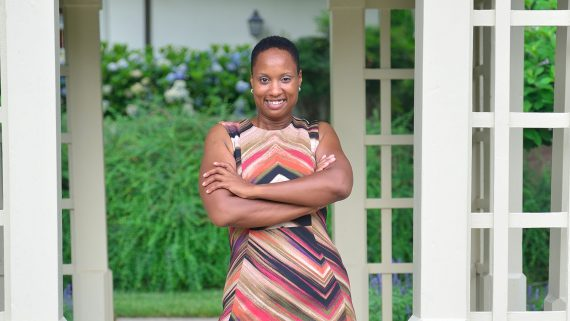 After Earning Master's Degree, Online CALS Graduate Plans to Earn Ph.D