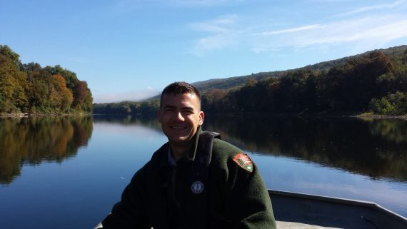 Online PRTSM Alumnus Devotes Career to Protecting Our Nation's Natural and Cultural Resources